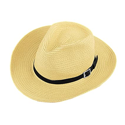 1091361baefd9 Classic Women s Men s Unisex Crushable Pannama Hat Foldable Packable Summer  Straw Gangster Cowboy Fedora Cap Beach