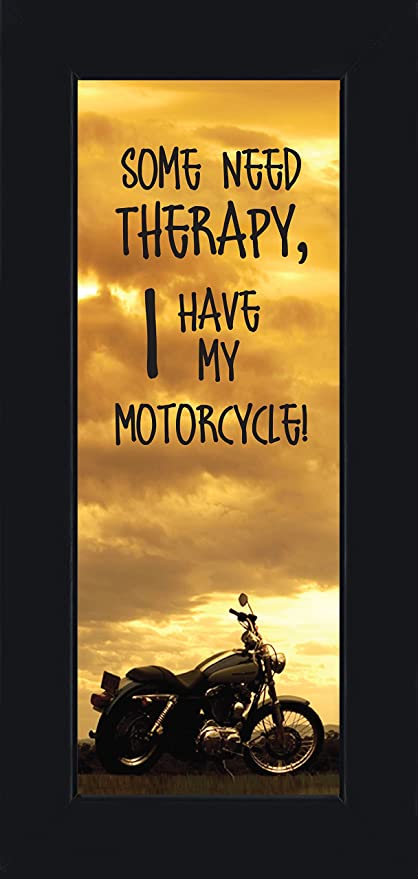 Amazon Frames Of Mind Some Need Therapy Gifts For Motorcycle