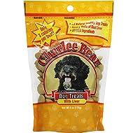 Charlee Bear Dog Treat, 6-Ounce, Liver