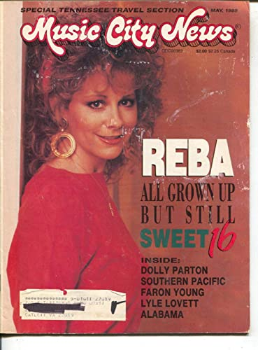 Music City News-Reba McEntire-Lyle Lovett-Alabama-Dolly