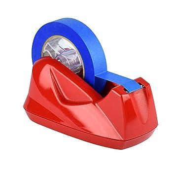 Acrimet Premium Dispensador de Cinta Adhesiva Jumbo (Color Rojo)
