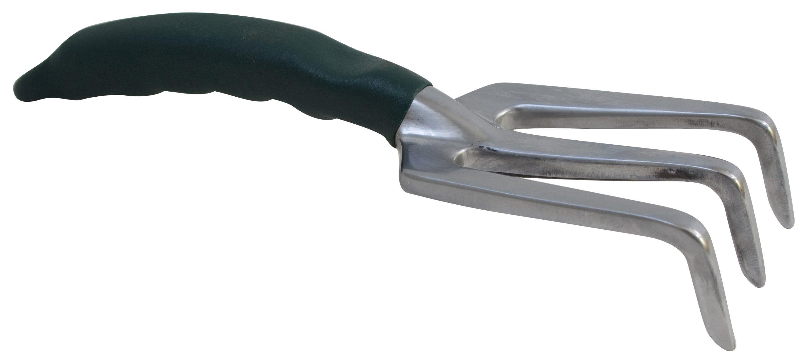 Flexrake LRB439A Cast Aluminum Hand Cultivator