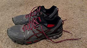 Not Durable Enough for a Trail Runner but Could Be a Great Regular Running Shoe