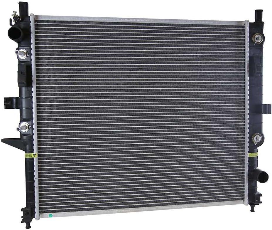 AutoShack RK809 Aluminum Radiator