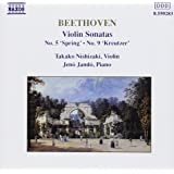 Violin Sonatas No.5 & 9
