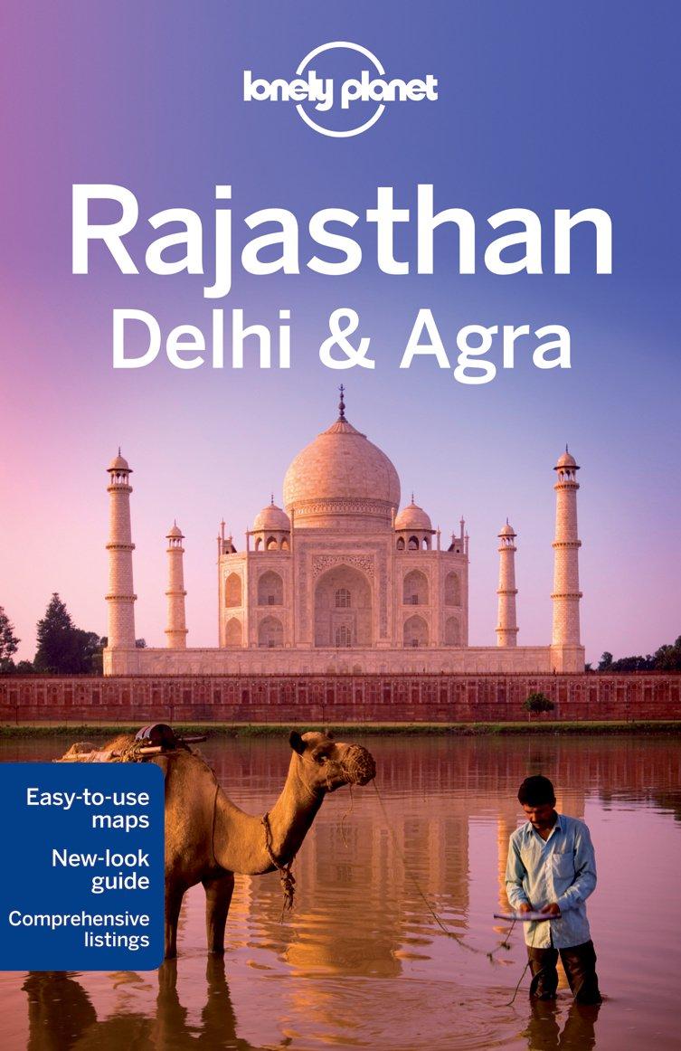 Lonely Planet Rajasthan Delhi Travel