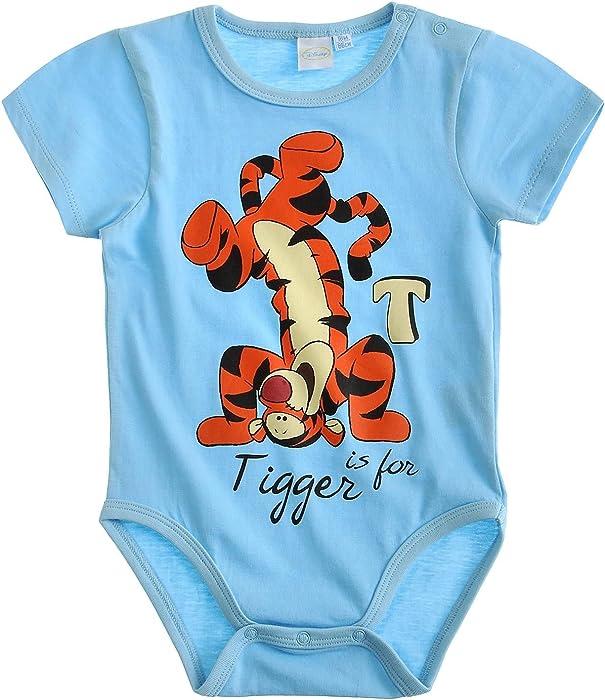 552dce4530481 Disney Tigger Baby body blue (24 month): Amazon.co.uk: Clothing
