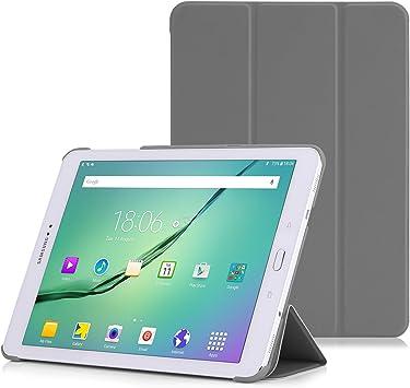 360° iPad 2 /& 3 /& 4 Custodia Protettiva Borsa Ecopelle Smart Cover