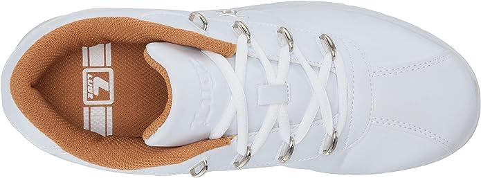 Men/'s Lugz Zrocs DX White//Golden Wheat Synthetic