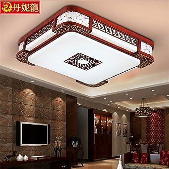 Larsure Estilo Vintage Modern Iluminación de techo plafones de luz del techo del salón restaurante de