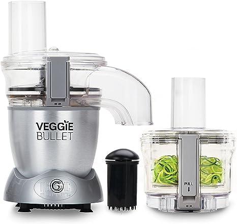 Nutribullet – Veggie Bullet – spiraliseur eléctrica Copa, rallador ...