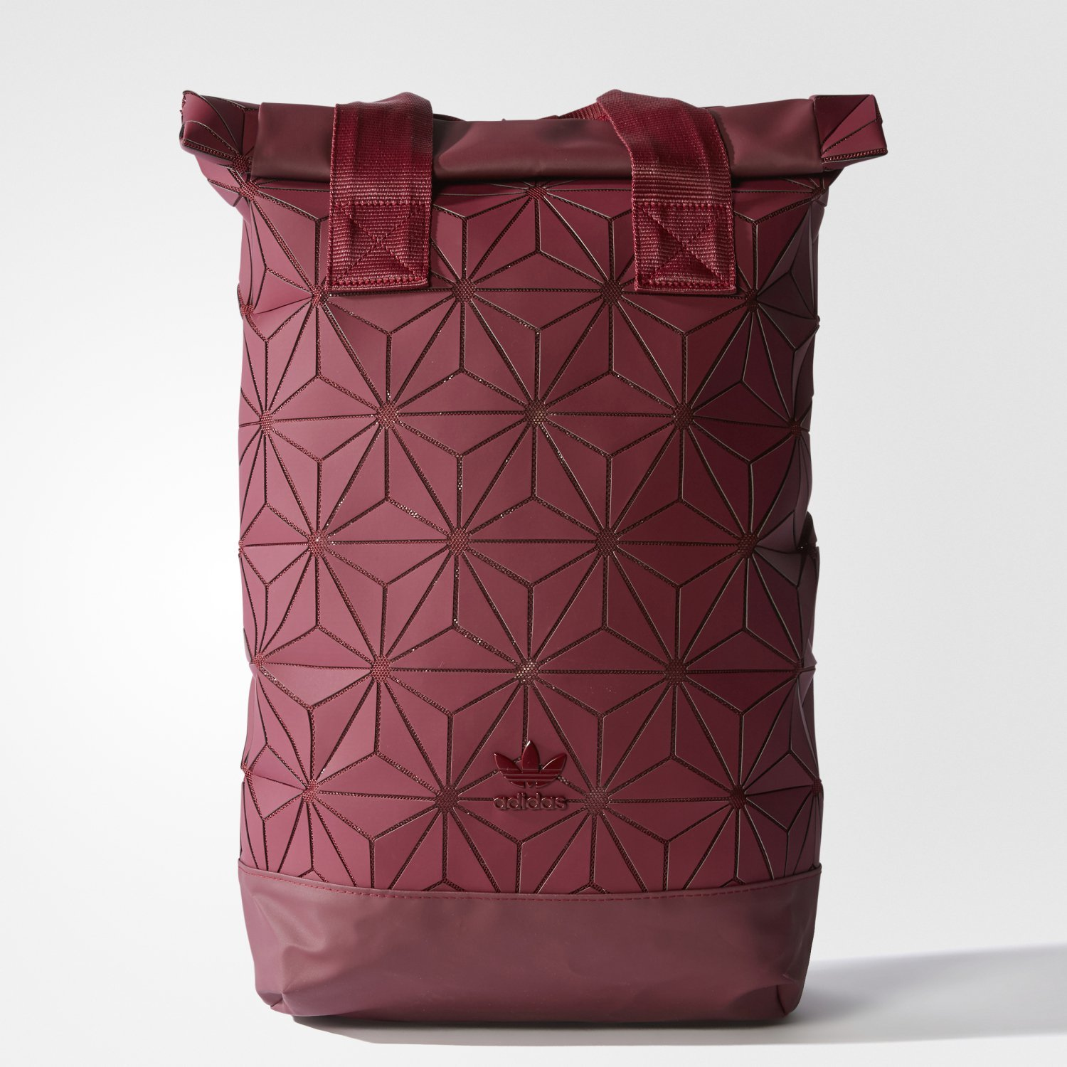 Adidas Originals) adidas Originals DH0101 Original Slick Backpack [BACKPACK ROLL TOP] College Eight Burgundy