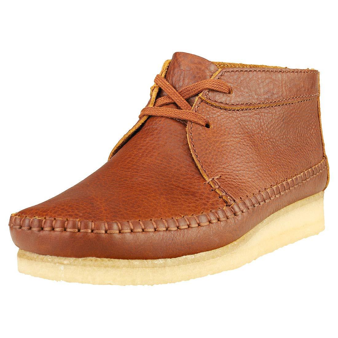 Clarks Originals Weaver Boot Boot Weaver (Tan Leather) b8a3eb