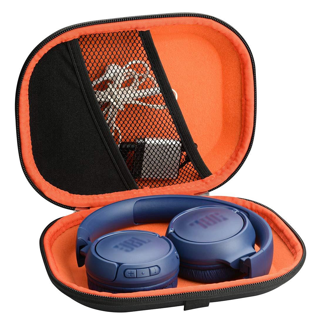 Geekria UltraShell Funda Dura Protectora de Transporte con Espacio para Accesorios Funda para Auriculares JBL T600BTNC cancelaci/ón de Ruido Tune 500BT On-Ear 400BT T450BT E45BT Auriculares