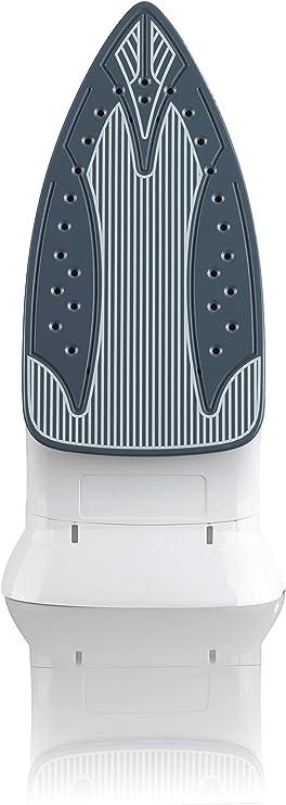Quest 2400w Cordless Ferro A Vapore Verticale in Ceramica Antiaderente Non-Drip Suola Piastra
