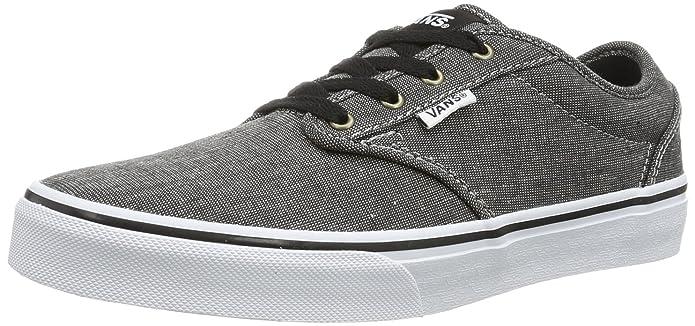 Vans Atwood Unisex-Kinder Sneakers Grau