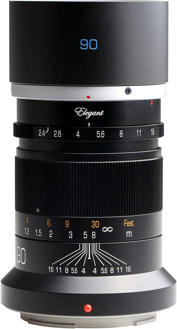 KIPON Metal Lens Hood for 90mm Lens