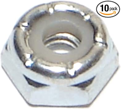 Hard-to-Find Fastener 014973192198 Nylon Insert Lock Nuts 1//2-13 Piece-6