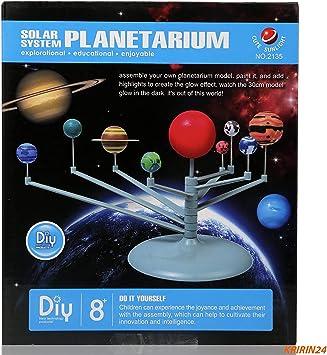 Revent Cute Sunlight Solar System Planetarium Science Learning Toy