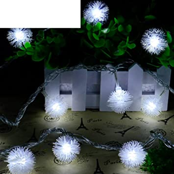led colored lights flashing light snow dome light chain christmas lights g