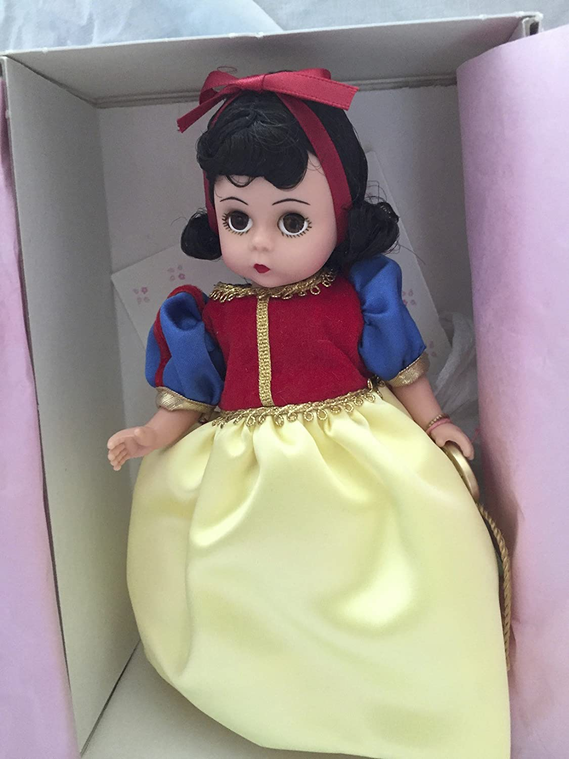 Snow White 8 inch Jointed Wendy Doll by Madame Alexander Madame Alexander Doll Company 13800