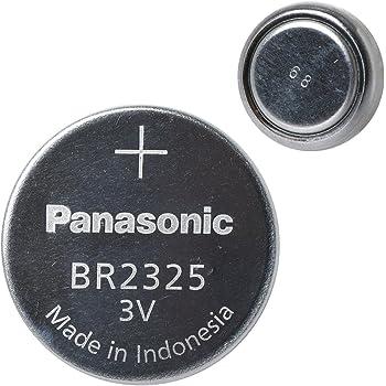 Amazon Com Panasonic Cr2330 3v Lithium Cell Battery 5pcs