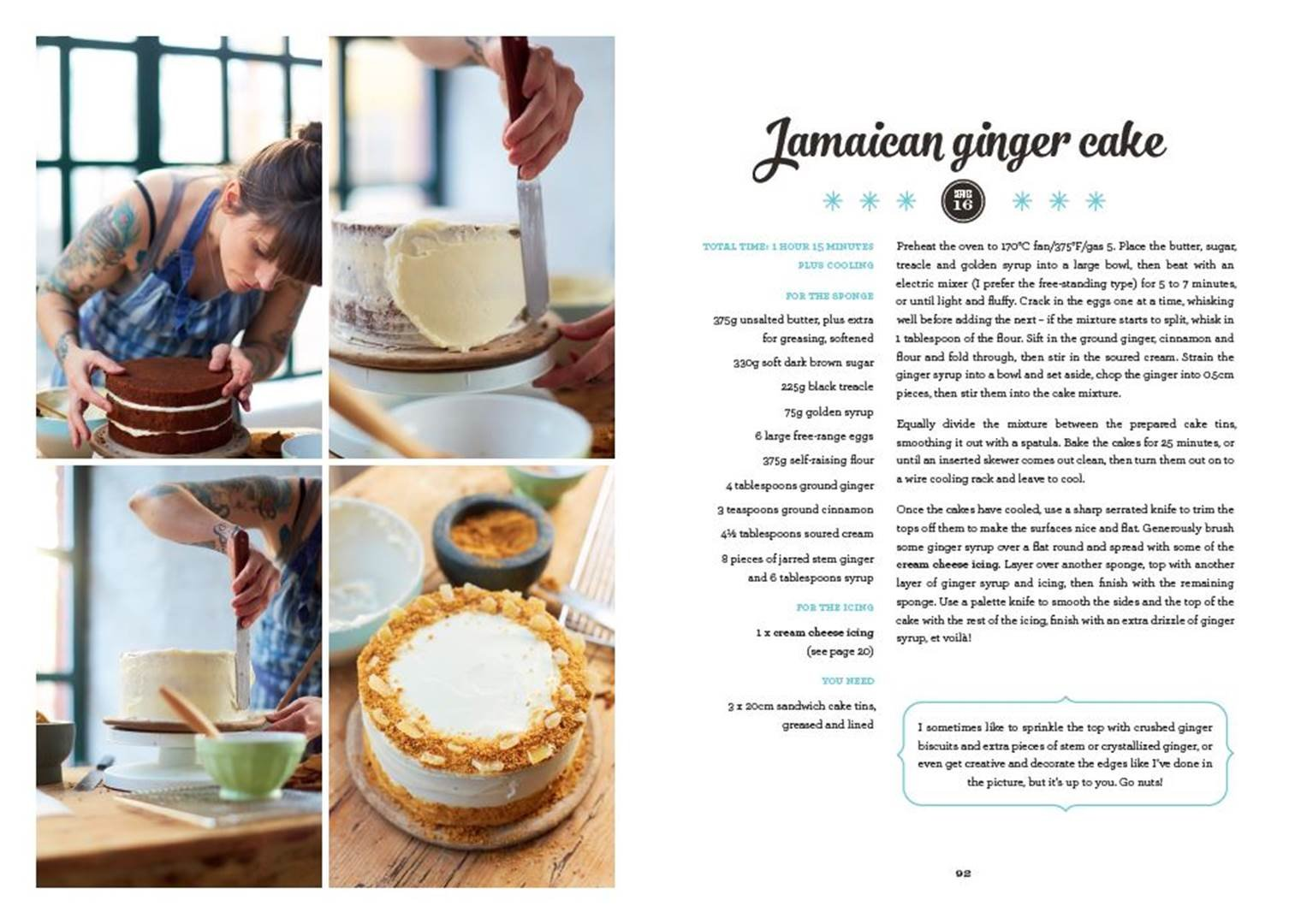 Jamie's Food Tube the Cake Book: Seasonal Baking With Cupcake Jemma by Penguin Books Ltd