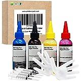 PJ 400ml Anti-UV Sublimation Ink for Stylus C88 C88+ EcoTank ET-2720 ET-15000 ET-2650 ET-2750 ET-2760 ET-4700 Workforce…