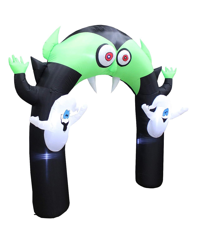 BZB Goods - Arco Hinchable para Halloween, diseño de ...
