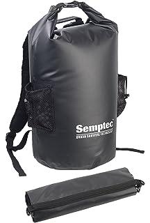33da6400c8f16 Semptec Urban Survival Technology Packsack  Wasserdichter Trekking-Rucksack  aus LKW-Plane