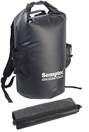 0edd5760a2a77 Semptec Urban Survival Technology Dry Bag  Wasserdichter Trekking-Rucksack  aus LKW-Plane