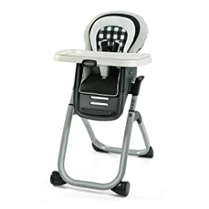 Graco DuoDiner DLX 6 in 1 High Chair   Converts to Dining Booster Seat, Youth Stool, and More, Kagen