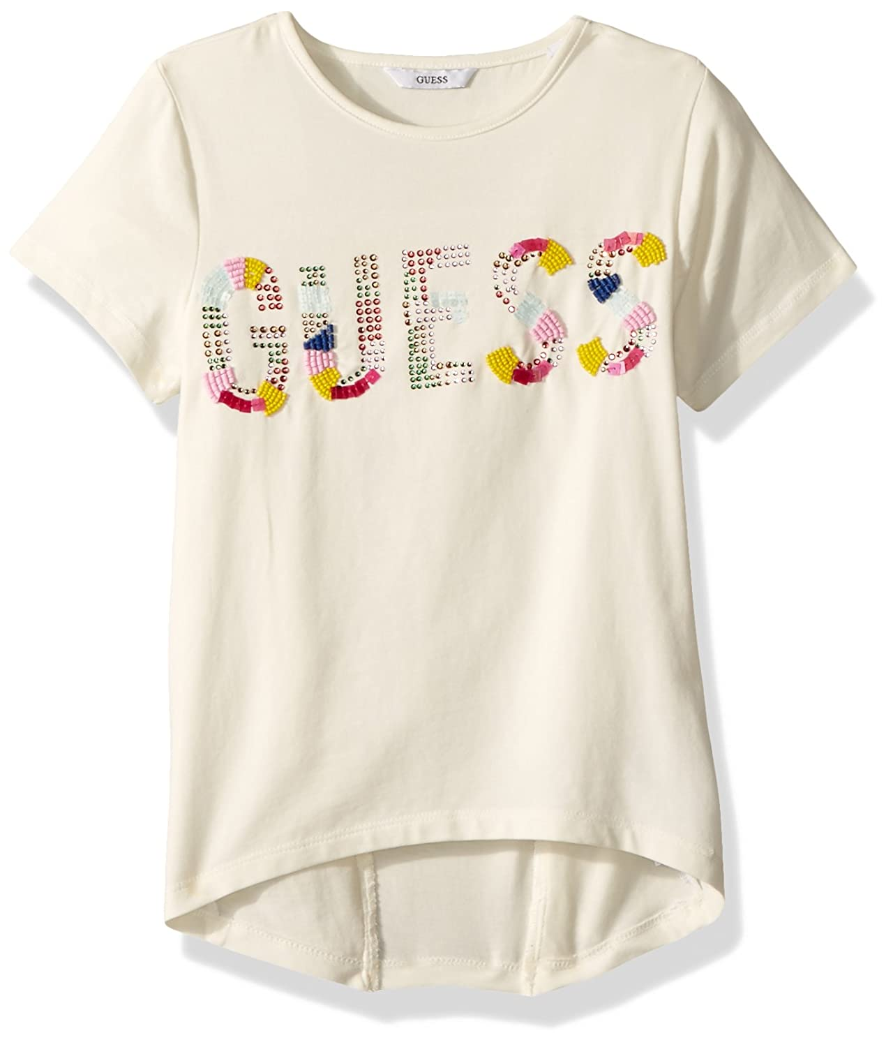 Guess Girl's Kniited Tank Top J83I03K7KU0