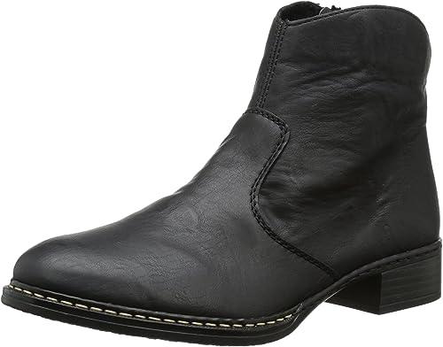Rieker 73461 Damen Kurzschaft Stiefel: : Schuhe j0nKI