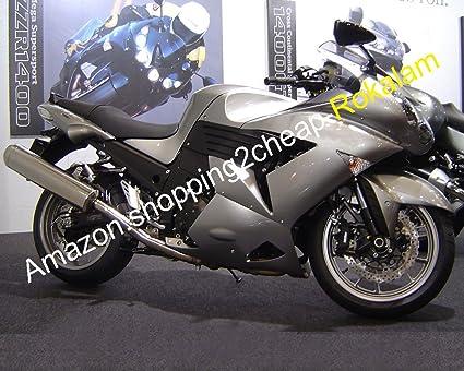 Moto ZX14R - Kit de carenado para Kawasaki Ninja ZX-14R 06 ...