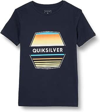 Quiksilver Drift Away Jr Camiseta de Manga Corta Niños