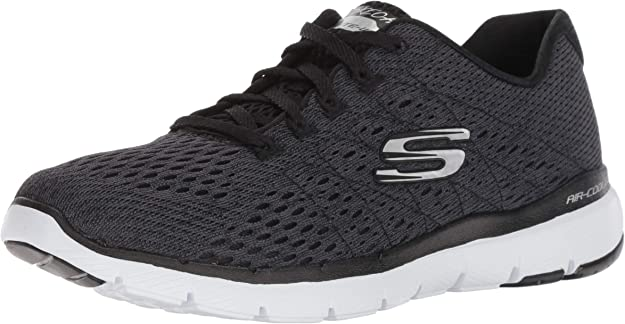 Skechers Flex Appeal 3.0-satellites, Zapatillas para Mujer: Amazon ...