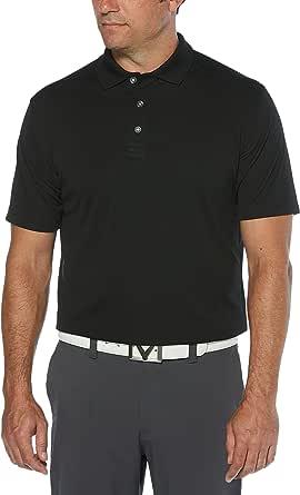 Callaway Men's Short Sleeve Opti-Dri Core Performance Polo