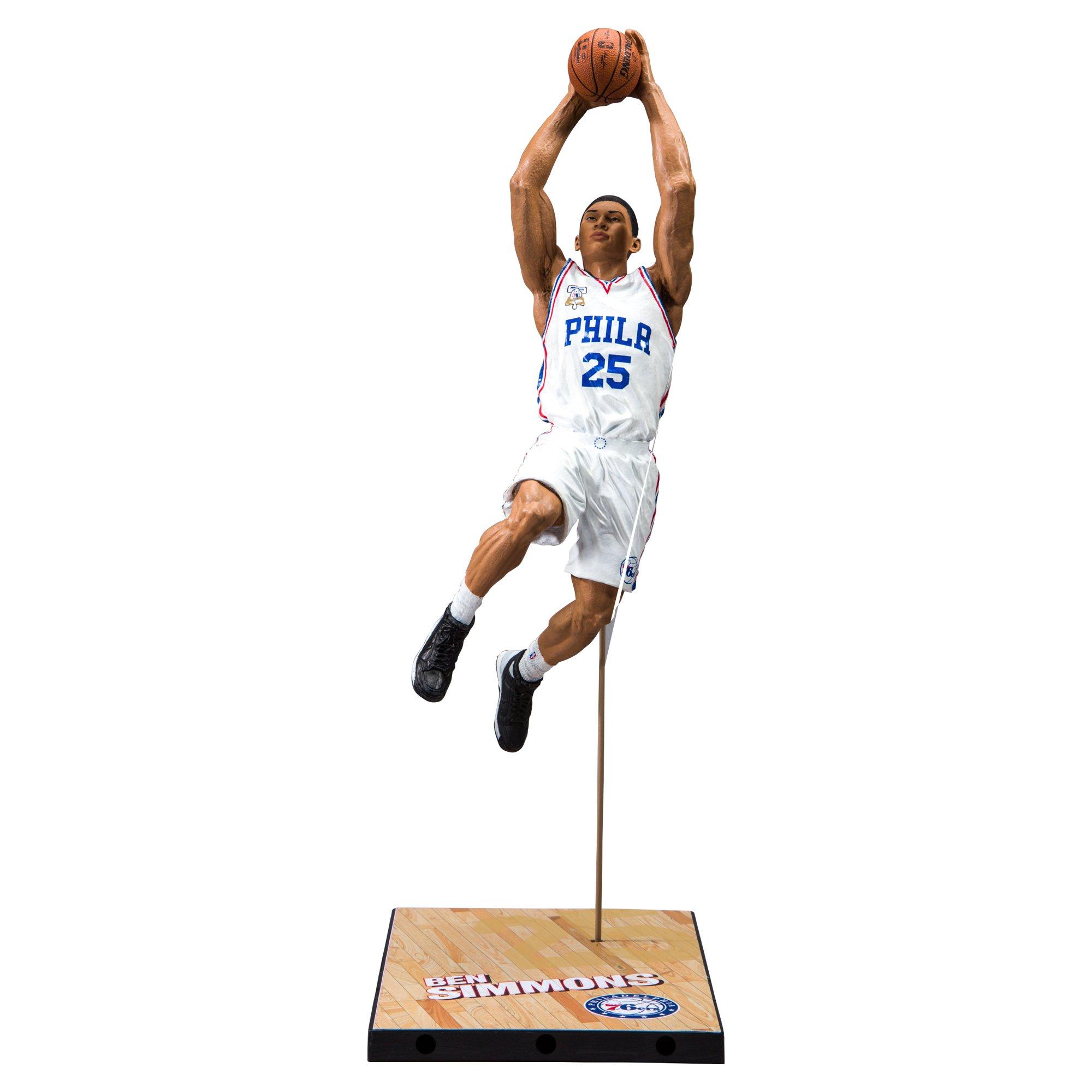 McFarlane Toys NBA Series 30 Philadelphia 76ers Ben Simmons Action Figure by McFarlane