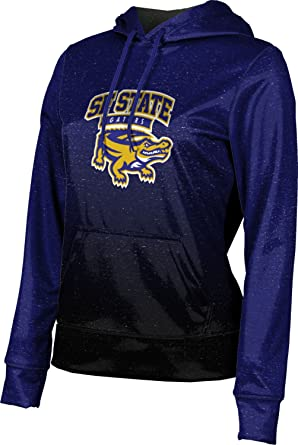 San Francisco State University Girls Zipper Hoodie Ombre School Spirit Sweatshirt