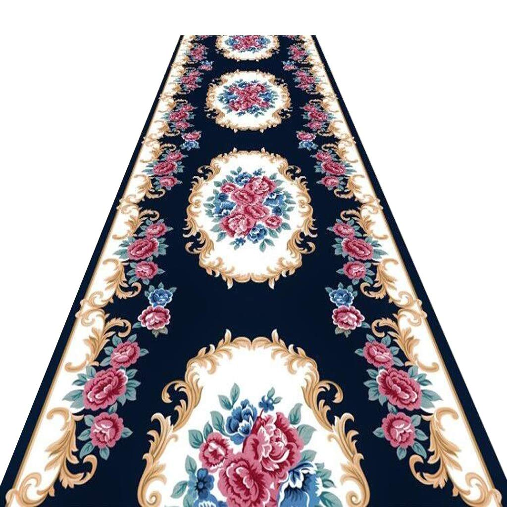 Mbd Carpet Simple Modern Living Room Porch Corridor Full Mat Mat Suitable for Consumers and Businesses, Soft and Cut (Color : A, Size : 1.210m)