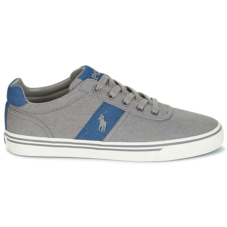 Polo Ralph Lauren 816688415 003 Sneaker Mann Grau