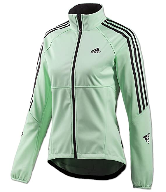 adidas Damen Response Cycling Jacke Climawarm Softshell Radjacke