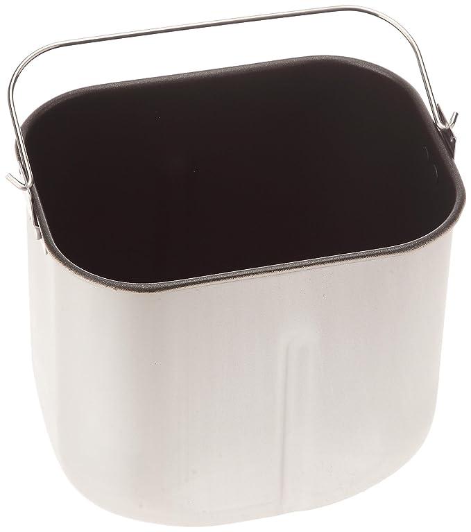 Domo DO-B3949 - Depósito para máquina para hacer pan, color gris: Amazon.es: Hogar
