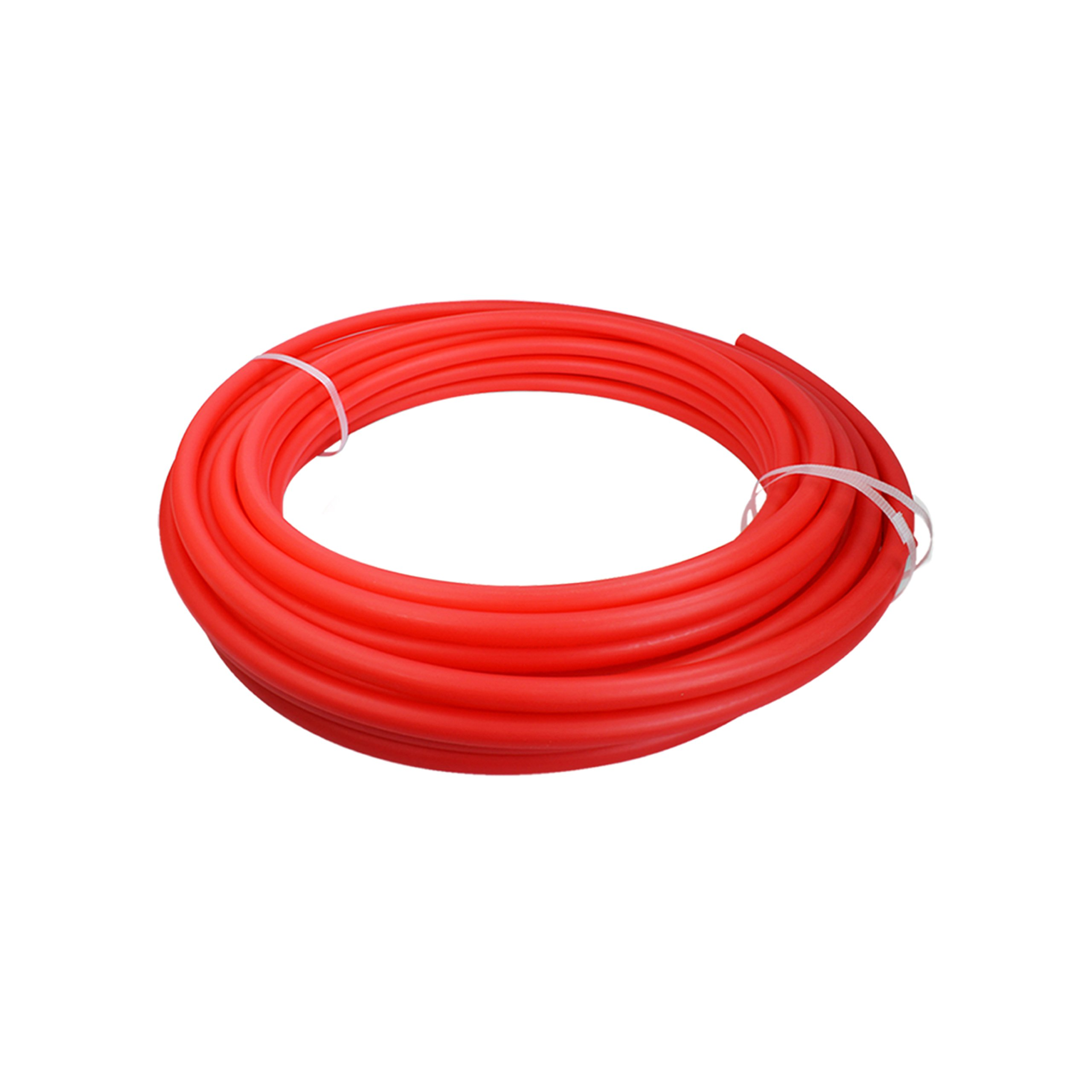 Pexflow PEX Potable Water Tubing - PFW-R1300 1 Inch X 300 Feet Tube Coil for Non-Barrier PEX-B Residential & Commercial Hot & Cold Water Plumbing Application (Red)