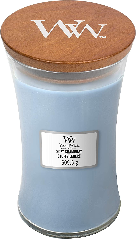 COASTAL SUNSET WoodWick 22oz Scented Jar Candle