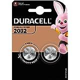 Bateria Duracell CR 2032 BR 2032 3V 2 Baterias