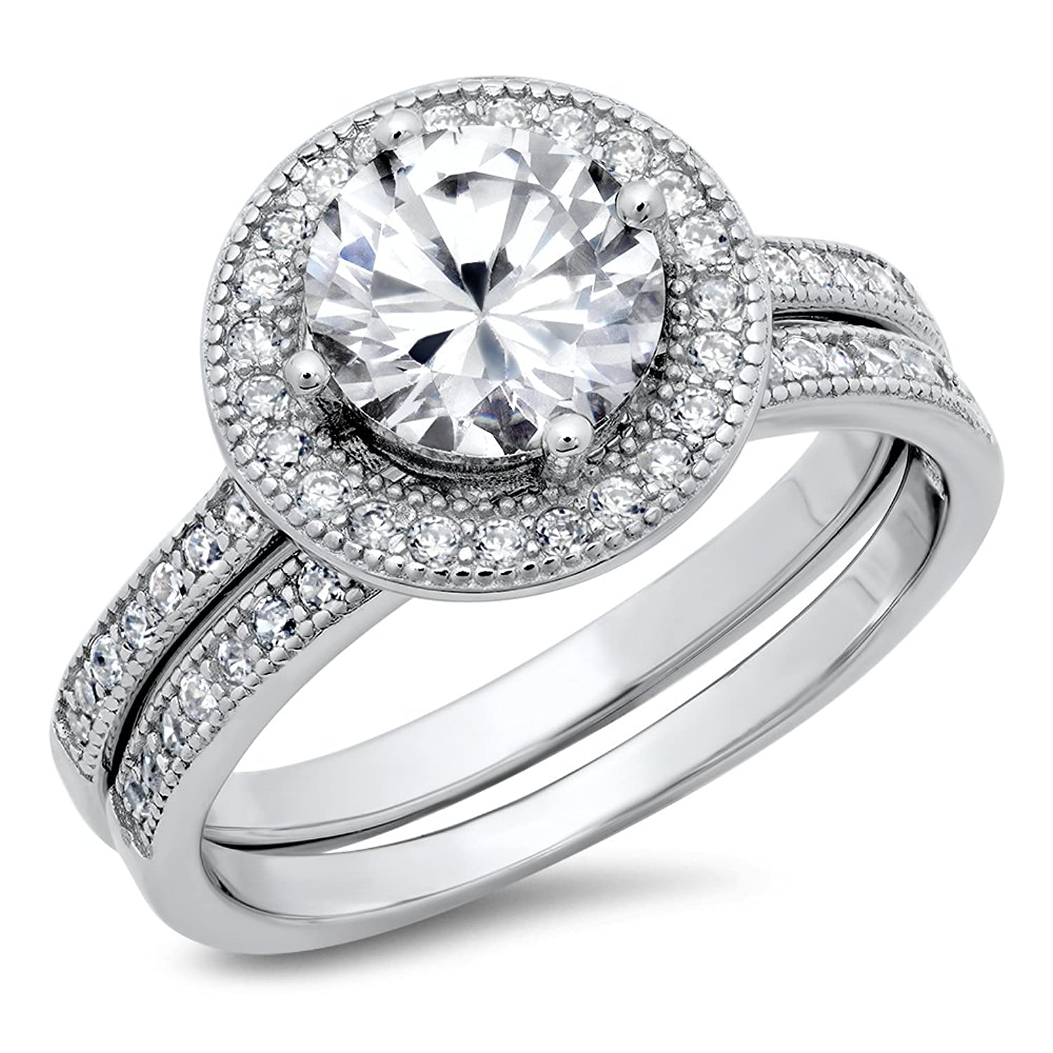 uneek product cushion halo triple rings cut shaped diamond shank ring platinum with in and round pave engagement