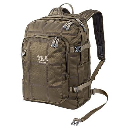 groothandel online meer foto's voortreffelijk ontwerp Amazon.com : Jack Wolfskin Berkeley Y.D. Hiking Daypacks ...