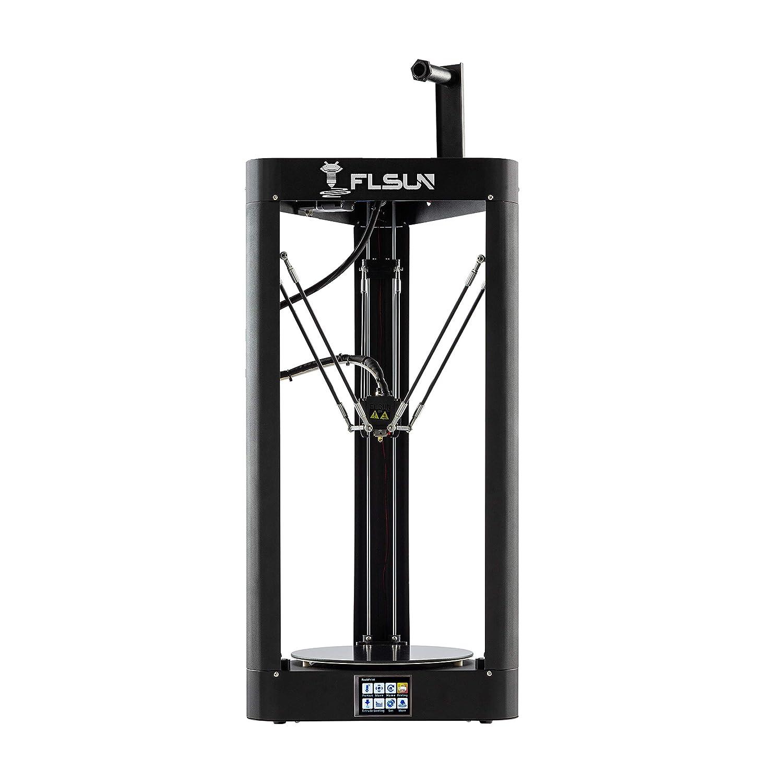 FLSUN QQ-S - Impresora 3D (90% preensamblada, tamaño grande de ...